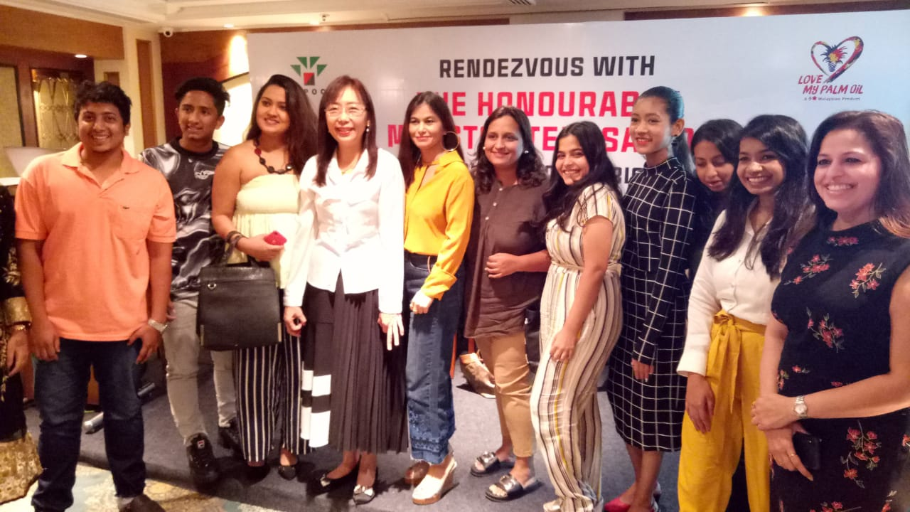 The Importance of Malaysian Palm Oil- Bloggers Meet in Mumbai