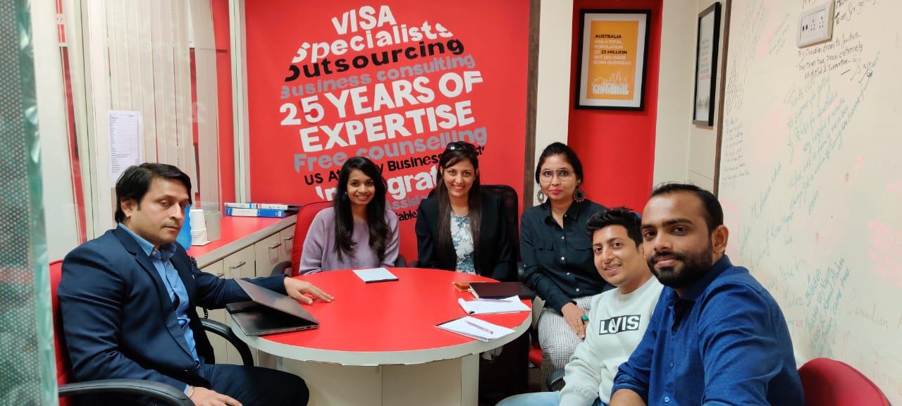 Best Immigration Consultant in Mumbai – Abhinav Outsourcings