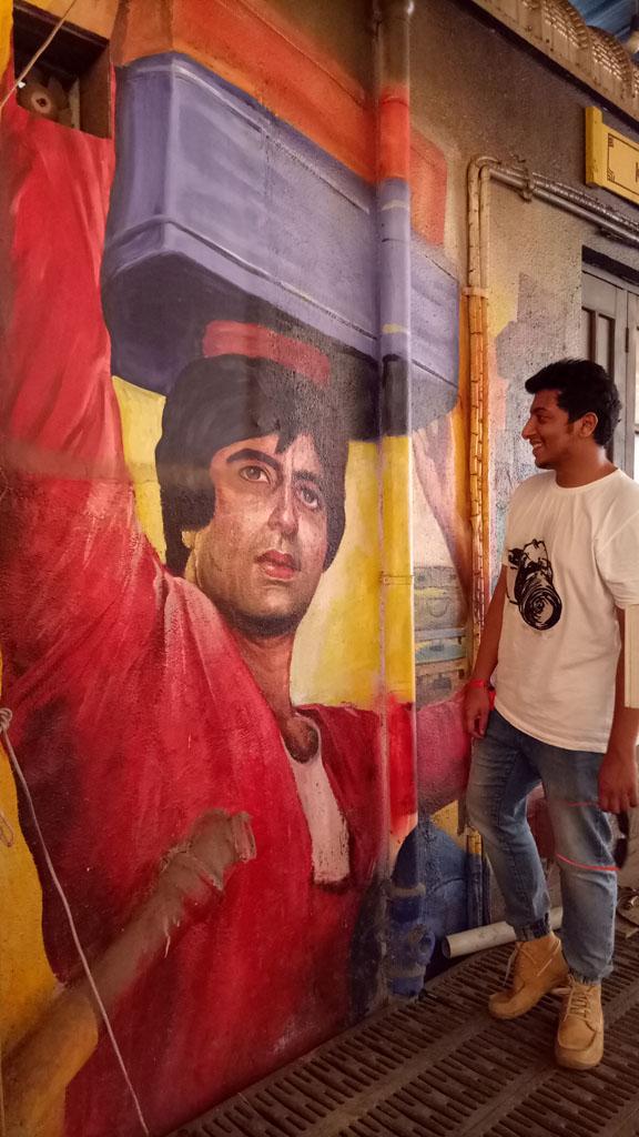 Bollywood Sets at ND studios- Karjat